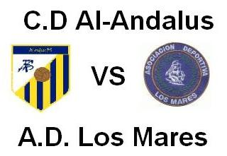 Convocatoria: CD. Al-Andalus VS A.D. Los Mares