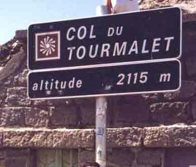 """Llegó el """"Tourmalet"""""""